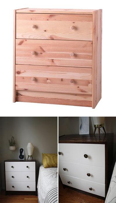 C mo actualizar una c moda de aglomerado decora mi casa for Muebles la ardilla