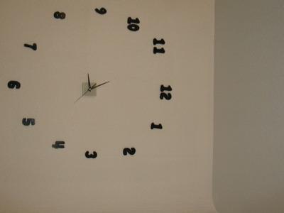 Como hacer relojes de pared en madera - Relojes para decorar paredes ...